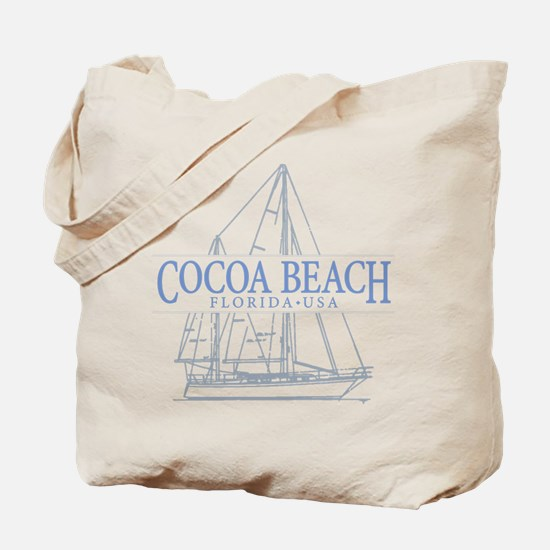 Cocoa Beach - Tote Bag