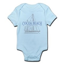 Cocoa Beach - Infant Bodysuit