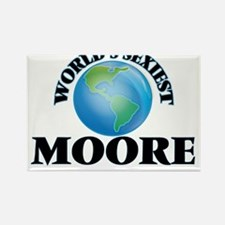 World's Sexiest Moore Magnets