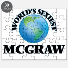 World's Sexiest Mcgraw Puzzle