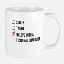 Single taken in love with a fictional character Mu