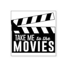 Take me to the movies Sticker