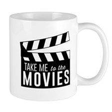 Take me to the movies Mugs