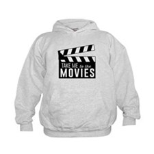 Take me to the movies Hoodie