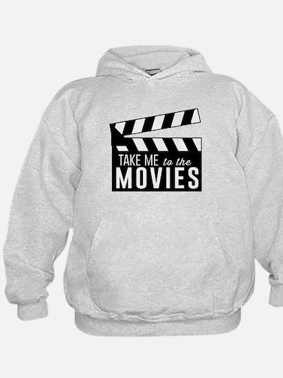 Take me to the movies Hoodie