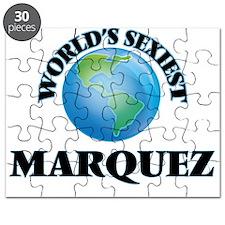 World's Sexiest Marquez Puzzle