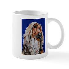 Cute Afghan hounds Mug