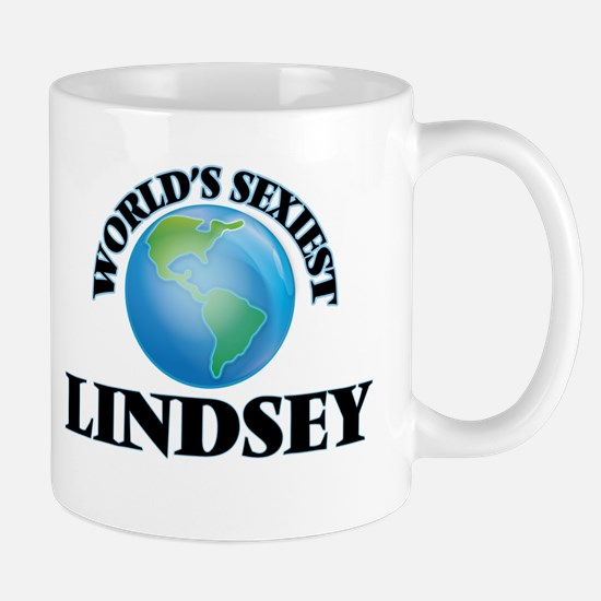 World's Sexiest Lindsey Mugs