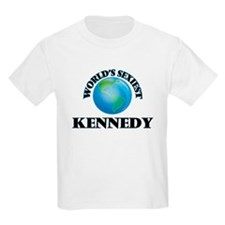 World's Sexiest Kennedy T-Shirt