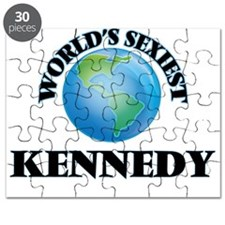 World's Sexiest Kennedy Puzzle
