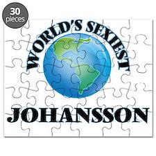 World's Sexiest Johansson Puzzle