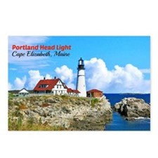 Portland Head Light Postcards (Package of 8)