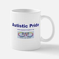 autistic pride tshirt Mugs