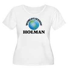 World's Sexiest Holman Plus Size T-Shirt