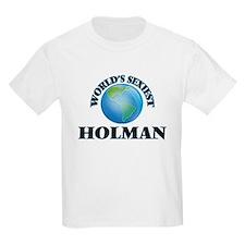 World's Sexiest Holman T-Shirt