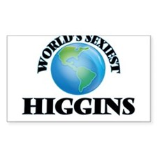 World's Sexiest Higgins Decal