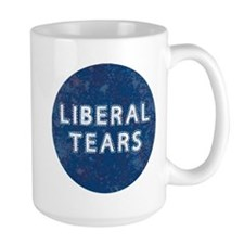 Liberal Tears Large Mugs
