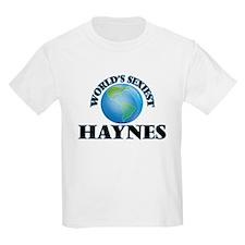 World's Sexiest Haynes T-Shirt