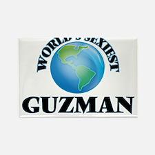 World's Sexiest Guzman Magnets