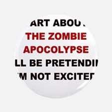 """THE HARDEST PART ABOUT THE ZOMBIE APOCALYPSE 3.5"""""""