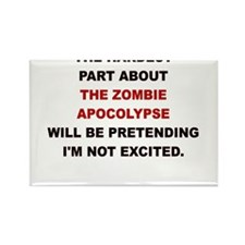 THE HARDEST PART ABOUT THE ZOMBIE APOCALYPSE Magne