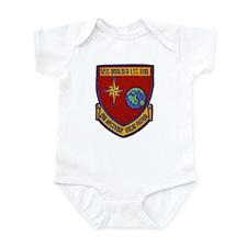 USS BOULDER Infant Bodysuit