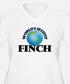 World's Sexiest Finch Plus Size T-Shirt