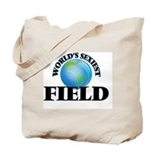 World's Sexiest Field Tote Bag