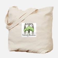 KUHN family reunion (tree) Tote Bag