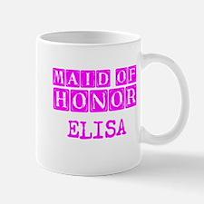 Maid Of Honor Personalized Mug