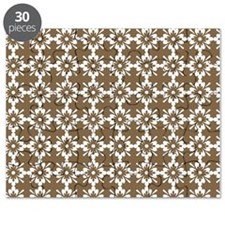 Abstract Graphic Tile Pattern Puzzle