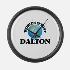 World's Sexiest Dalton Large Wall Clock