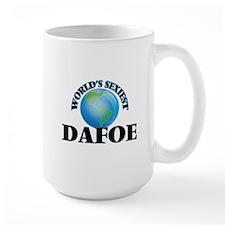 World's Sexiest Dafoe Mugs