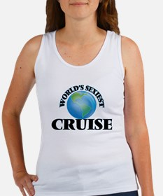World's Sexiest Cruise Tank Top