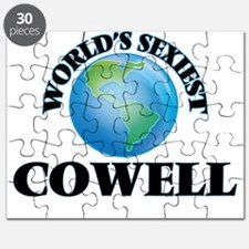 World's Sexiest Cowell Puzzle