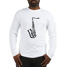 Cute Jazz Long Sleeve T-Shirt