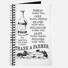 Thank a Farmer Journal