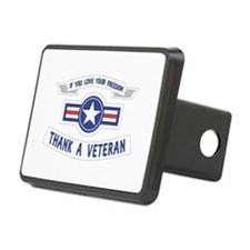 Thank a Veteran Hitch Cover