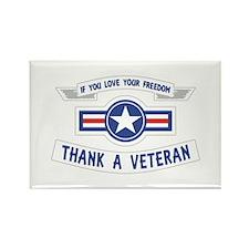 Thank a Veteran Magnets