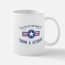 Thank a Veteran Mugs