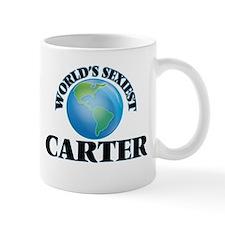 World's Sexiest Carter Mugs