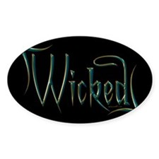 Cute Wicked Decal