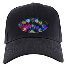 Rainbow Hippie Swirl Baseball Hat