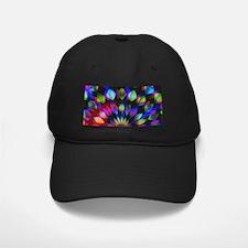 Rainbow Hippie Swirl Baseball Hat
