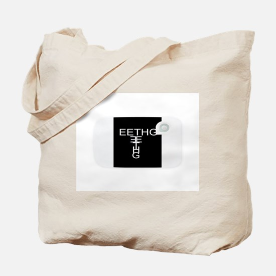 Eethg Corps Inc #Nuclear Power Bank Tote Bag