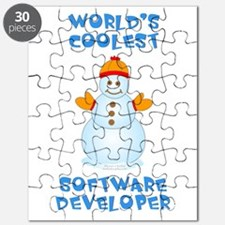 World's Coolest Software Developer Puzzle