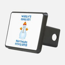 World's Coolest Software D Hitch Cover