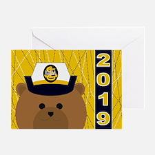 2019 Naval Academy Graduation Greeting Card
