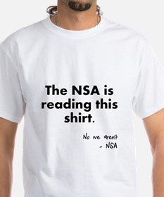 The NSA is reading this Shirt
