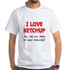 I love ketchup Shirt